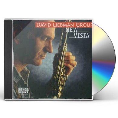 David Liebman NEW VISTA CD