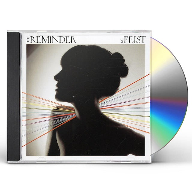 Feist REMINDER CD