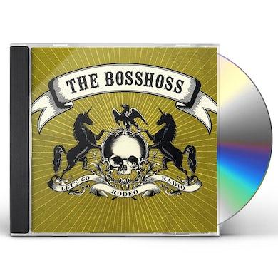 Bosshoss RODEO RADIO CD