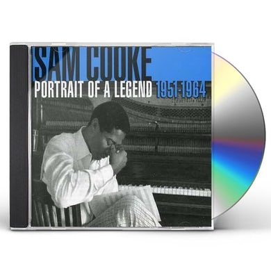 Sam Cooke PORTRAIT OF A LEGEND CD