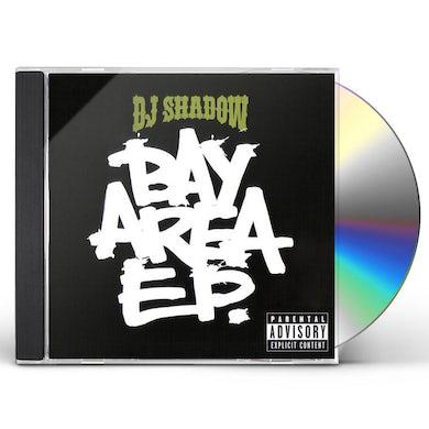 Dj Shadow Bay Area EP CD