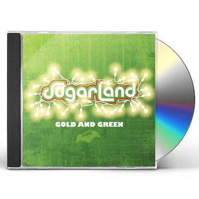 Sugarland GOLD & GREEN CD