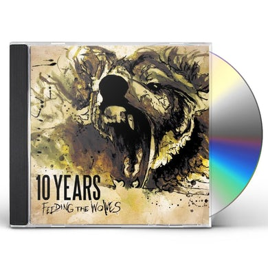 10 Years FEEDING THE WOLVES (DELUXE) CD