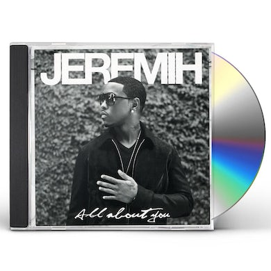 Jeremih ALL ABOUT YOU CD