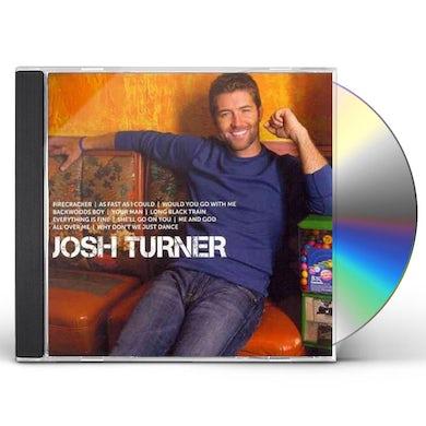 Josh Turner ICON CD