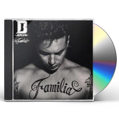 J Balvin LA FAMILIA CD