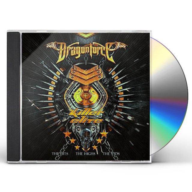 Dragonforce KILLER ELITE CD