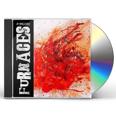Ed Harcourt FURNACES CD
