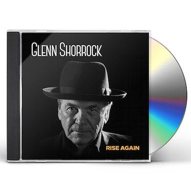 Glenn Shorrock RISE AGAIN CD
