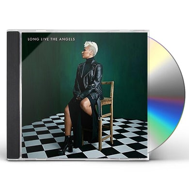 Emeli Sandé LONG LIVE THE ANGELS CD