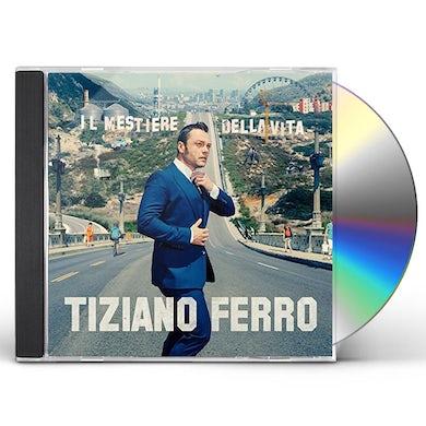 Ferro Tiziano IL MESTIERE DELLA VITA CD