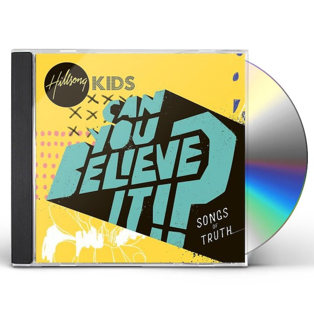 Hillsong Kids CAN YOU BELIEVE IT CD