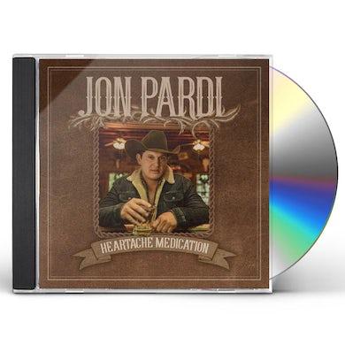 John Pardi HEARTACHE MEDICATION CD