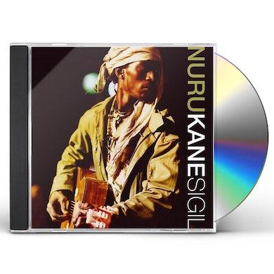 Nuru Kane SIGIL CD