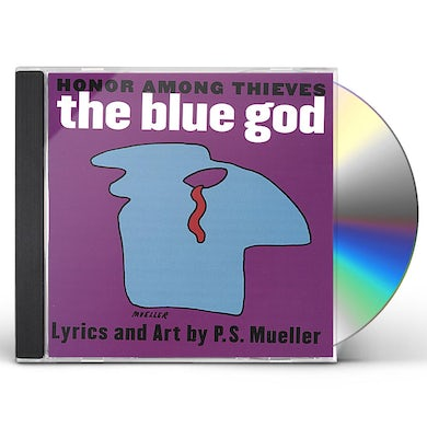 Honor Among Thieves BLUE GOD CD