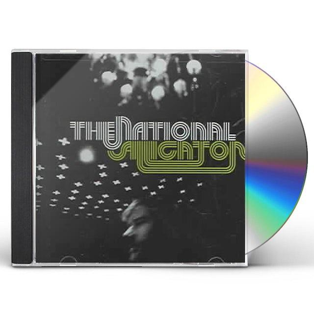 The National ALLIGATOR CD