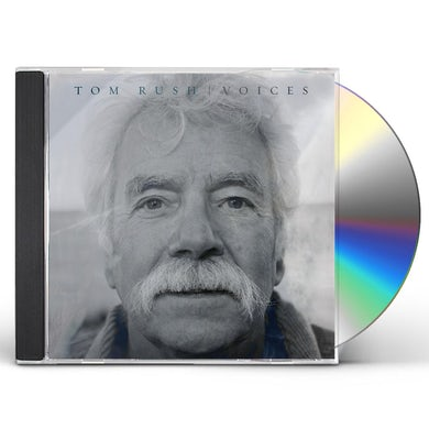 Tom Rush VOICES CD