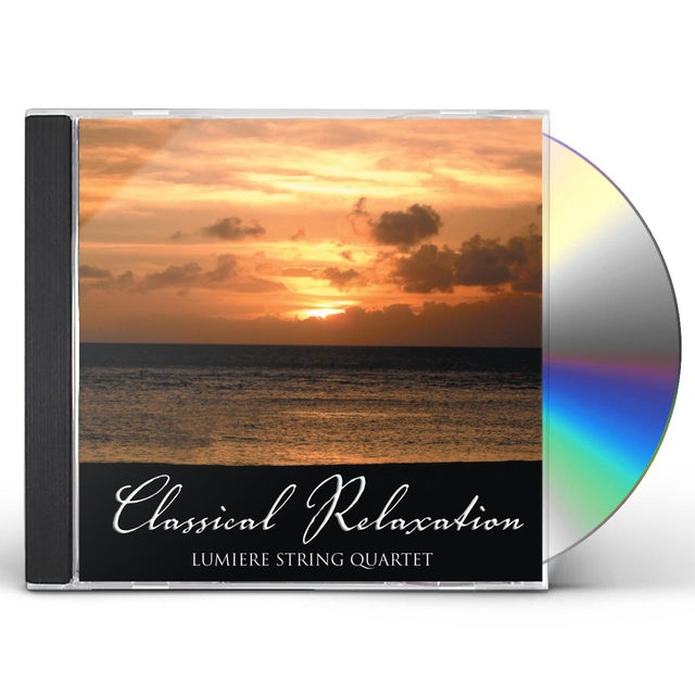 Lumiere String Quartet CLASSICAL RELAXATION CD