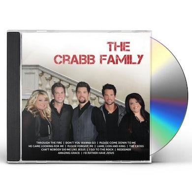 Crabb Family ICON CD