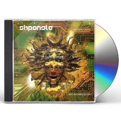 Shpongle NOTHING LASTS CD