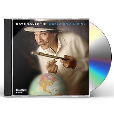 Dave Valentin WORLD ON A STRING CD