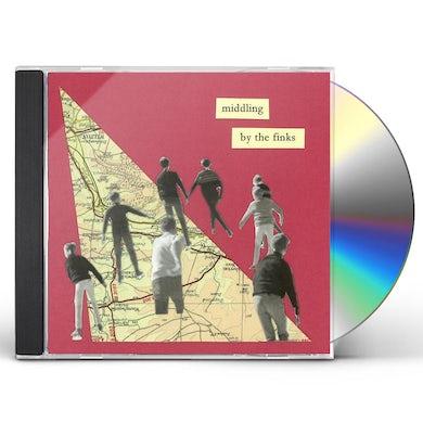 Finks MIDDLING CD