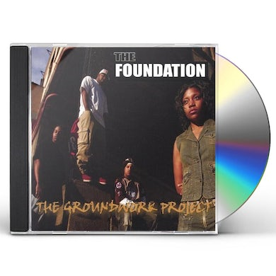Foundation GROUNDWORK PROJECT CD