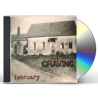 Craving FEBRUARY CD