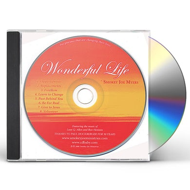 Smokey Joe WONDERFUL LIFE CD
