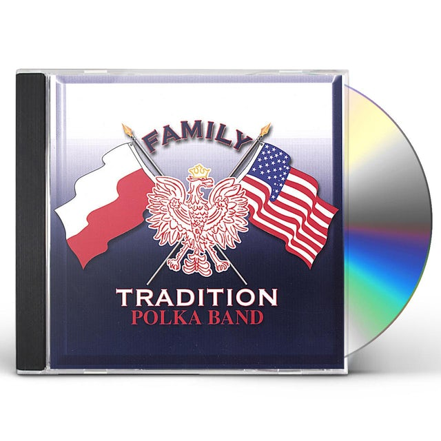 Family Tradition Polka Band CD