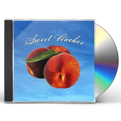 SWEET PEACHES CD