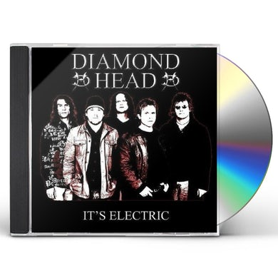 Diamond Head IT'S ELECTRIC CD