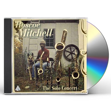 Roscoe Mitchell SOLO CONCERT CD