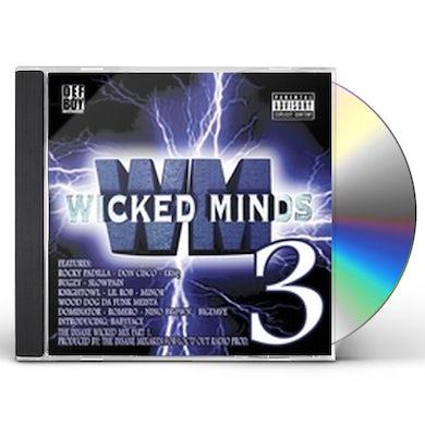 Wicked Minds WM3 CD