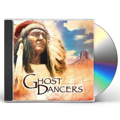 Peter Samuels GHOST DANCERS CD