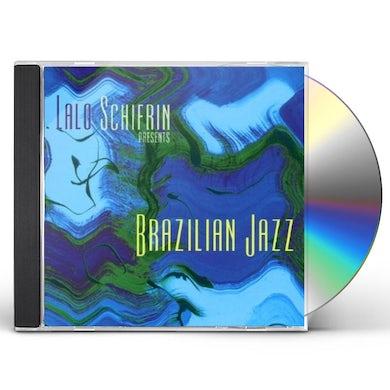 Lalo Schifrin BRAZILIAN JAZZ CD