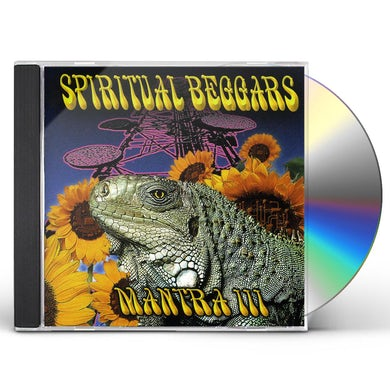 Spiritual Beggars MANTRA III CD