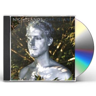 Nightlands OAK ISLAND CD