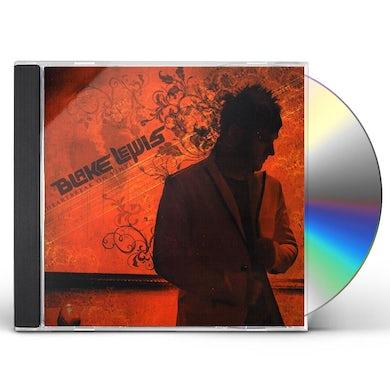 Blake Lewis HEARTBREAK ON VINYL CD