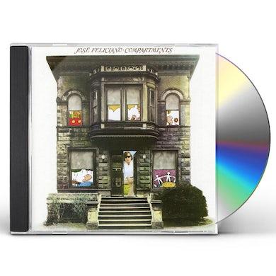 Jose Feliciano COMPARTMENTS CD