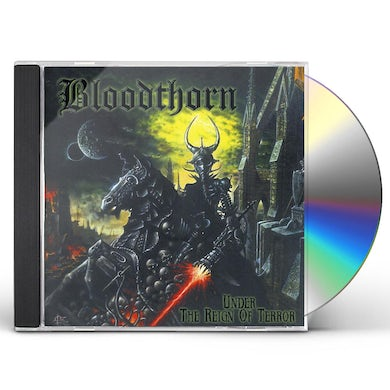 Bloodthorn UNDER THE REIGN OF TERROR CD