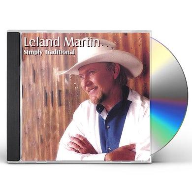 Leland Martin SIMPLY TRADITIONAL CD