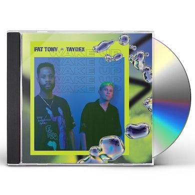 Fat Tony & Taydex WAKE UP CD