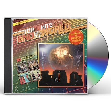 Prince Rama TOP TEN HITS OF THE END OF THE WORLD CD