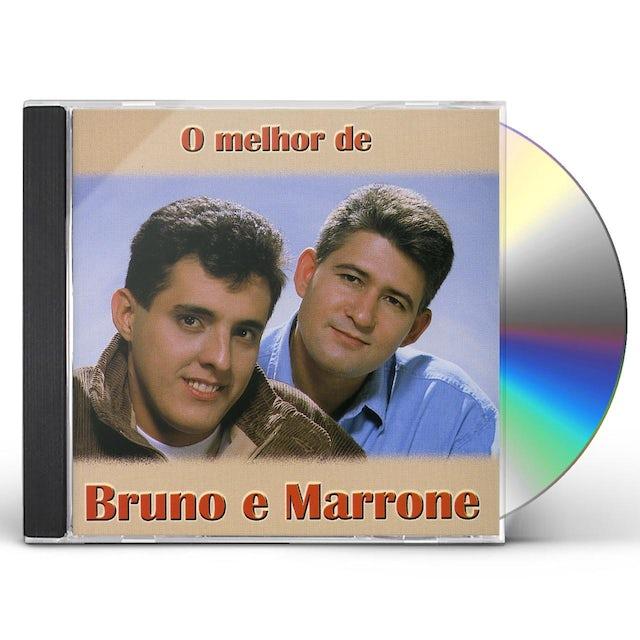 Bruno & Marrone O MELHOR CD