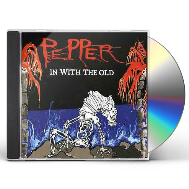 Pepper IN WITH THE OLD CD