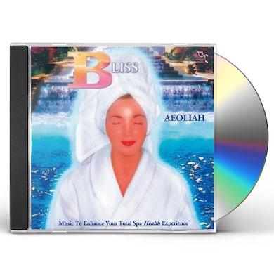 Aeoliah BLISS: MUSIC FOR SPAS CD