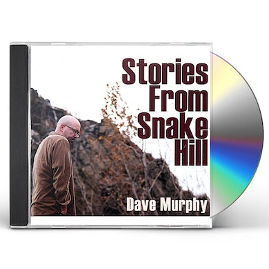 Dave Murphy STORIES FROM SNAKE HILL CD