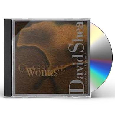 David Shea CLASSICAL WORKS CD