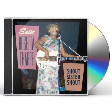 Sister Rosetta Tharpe Shout Sister Shout CD